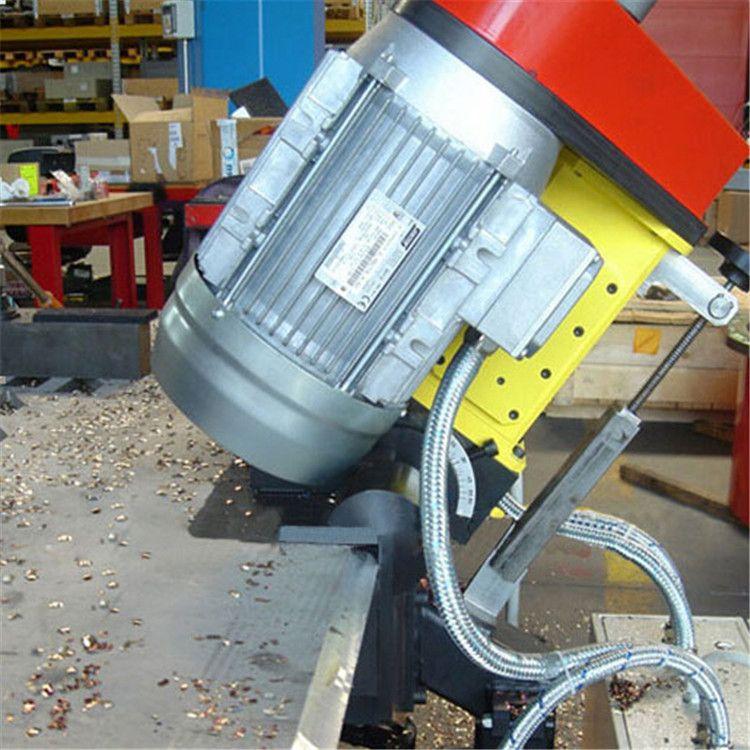 HMM-2046自动行进式钢板坡口机主动跋涉式平板坡口机
