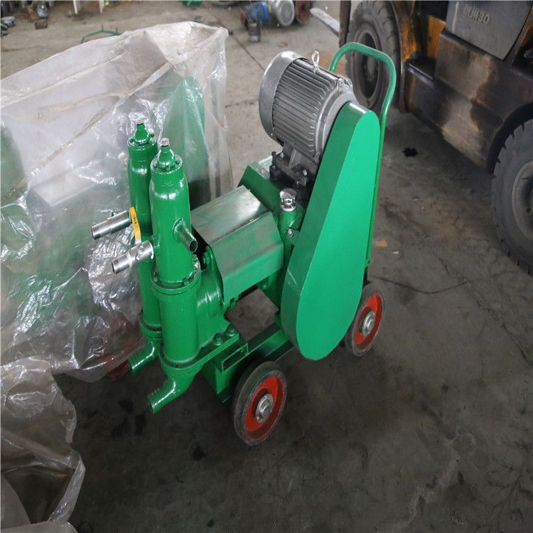 YSH-6双液活塞式注浆泵矿用泥浆泵