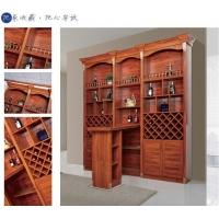 欧诺莱全铝材酒柜金属家具
