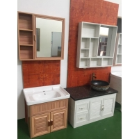 欧诺莱全铝浴室柜金属家具