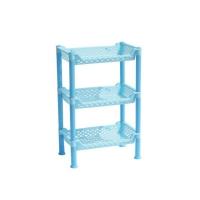 三层长方形卫生间置物架简易型多功能储物架