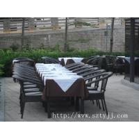 深圳西餐厅桌椅,同福欣深圳西餐厅桌椅产品选购及定做