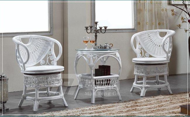 藤编躺椅,太阳伞,实木家具