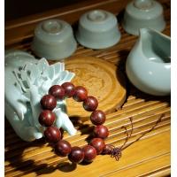 千龄木手串佛珠系列之星月菩提佛珠