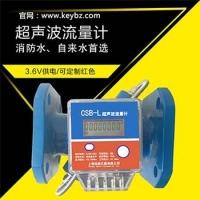 管道式超声波流量计污水消防水流量计