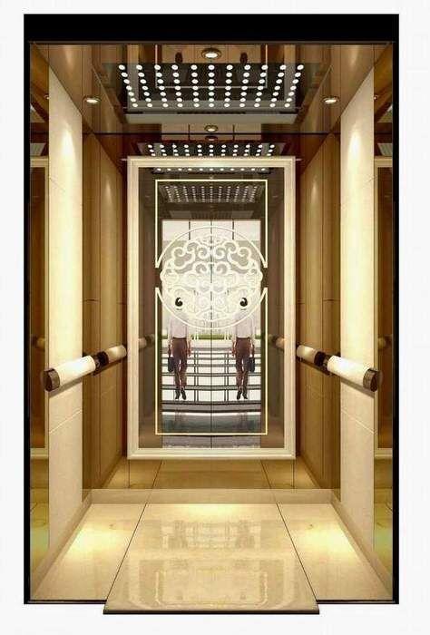 电梯轿厢装潢产品图片