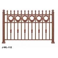 合肥铝艺护栏铝艺栏杆铝艺别墅大门