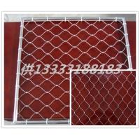 深圳生产不锈钢穿插绳网、不锈钢丝绳网的地方