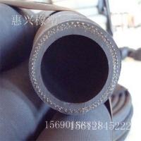 喷砂机喷砂胶管夹布输水过气低压抗老化黑橡胶软管耐磨喷煤胶管