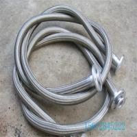 @DN80金属软管工业级不锈钢波纹软管钢厂用金属软管蒸汽软管