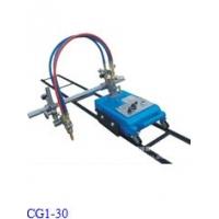 正特半自动火焰气割机(双割炬) CG1-30