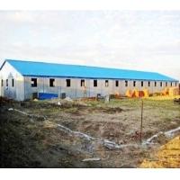 硅镁无机玻璃钢保温猪舍专为北方寒冷用户设计建造