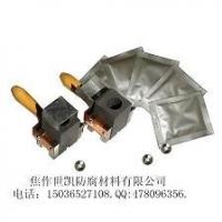 供应牺牲阳极焊接用铝热焊剂焊模
