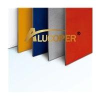 聚酯/氟碳/石纹/大理石纹外墙铝塑板