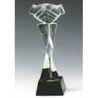 广州亚克力水晶杯 有机玻璃水晶杯