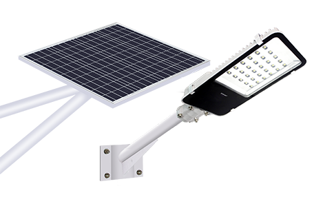 ZK7102L 30W 祖科LED太阳能庭院灯