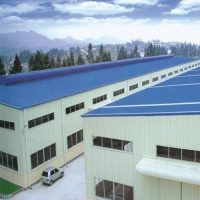 广森防水保温-GS钢结构屋面防水隔热系统