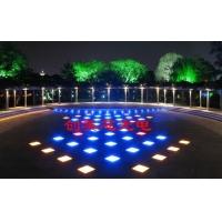 广场地砖_广场LED地砖_公园地砖_LED地砖灯