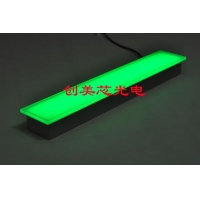 LED线形地砖灯_线形发光砖_LED地砖灯