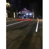 广场地面灯带_广场地埋灯带_广场地砖灯带_广场LED灯带
