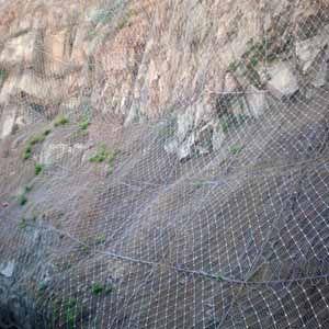 供甘肃防护网和兰州边坡防护网报价