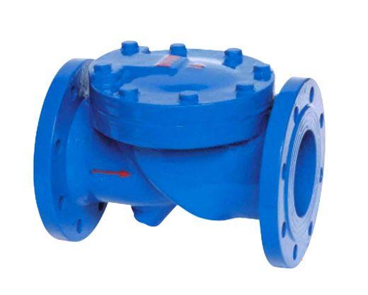 hq41x球型污水止回阀图片