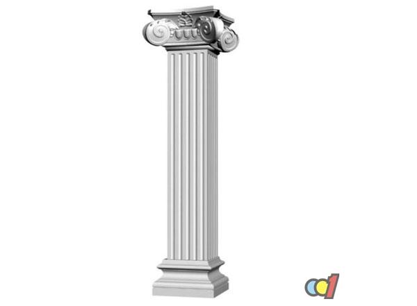 3,科林斯柱式 它最早可能出现于雅典奥林帕斯山的宙斯神庙,四个侧面图片