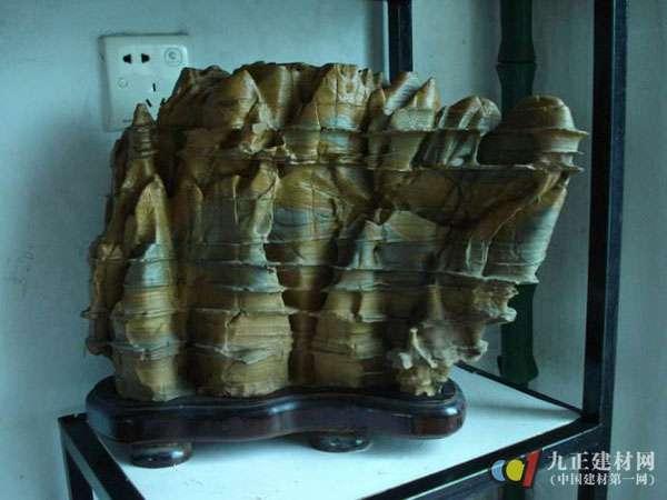 怎样挑选松花石原石 松花石是否有收藏价值图片