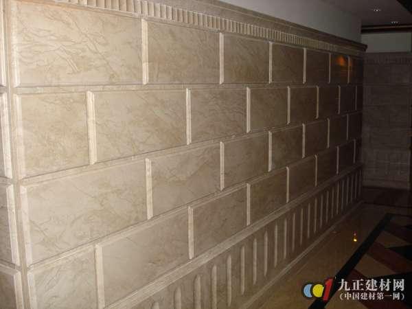大理石墙面