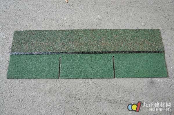 沥青瓦被广泛应用于别墅屋面