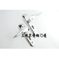 高档不锈钢执手锁