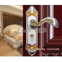 不锈钢门锁室内门锁卧室房门锁卫生间木门把手锁具