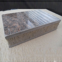 岩棉装饰一体板