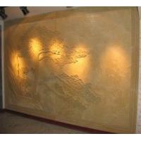 苏州墙艺浮雕漆 基诺JINOO-88墙艺
