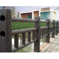 广西护栏景观护栏公路护栏河堤护栏水系护栏仿木护栏护栏护栏厂家