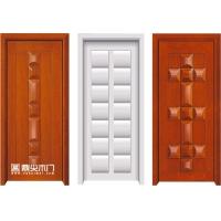 重慶鼎尖木門:辨別烤漆門和噴漆門詳解