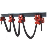 HC型电缆滑车,工字钢电缆滑车
