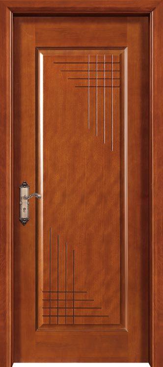 厂价直销家居室内房门广东红海豚实木烤漆门