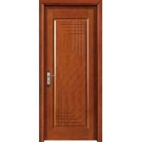 廠價直銷家居室內房門廣東紅海豚實木烤漆門