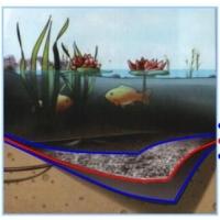 热塑性聚烯烃-0.5厚TPO复合防水卷材-土工布-内置加强层