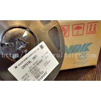 NDK原装贴片晶振,小体积3225无源晶振,NX3225GA