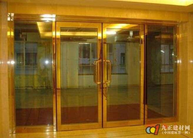 钢制防火玻璃门