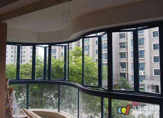 铝合金窗阳台