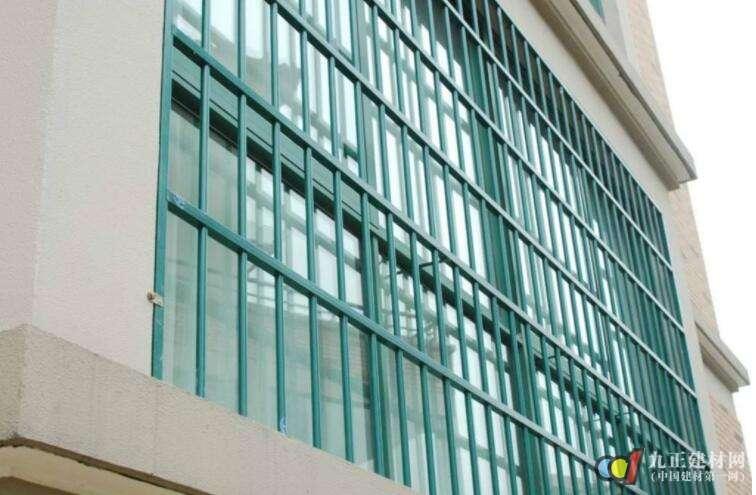 锌合金防盗窗