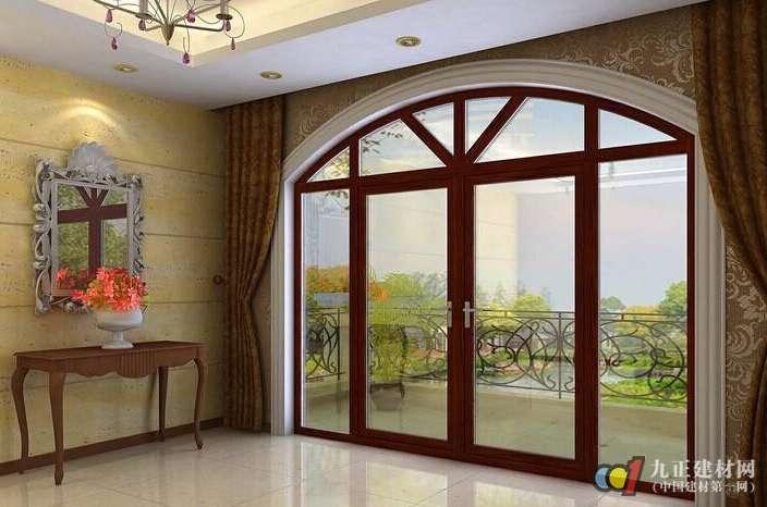 AG体育_铝合金窗和塑钢窗的区分  铝合金门窗选购技能