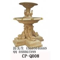 砂岩喷泉,园林喷泉,叠水盆,广场喷泉