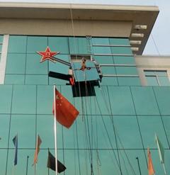 供应用于幕墙玻璃安装的深圳广州佛山幕墙玻璃安装幕墙补胶换胶