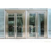 安装钢化玻璃门 定做玻璃门价格