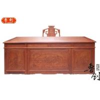 红木家具品牌/鲁创红木家具/木雕家具/办公实木家具