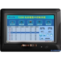 T3200电地暖网络集中控制系统